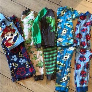 Pajama lot